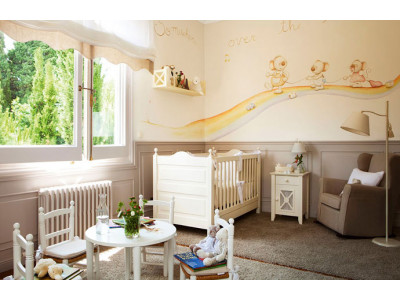 How to equip a nursery