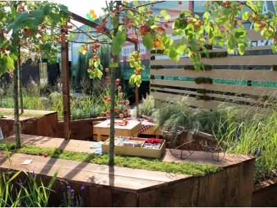 Festival ART GREEN FEST 2015, 2: Landscape Designers Competition