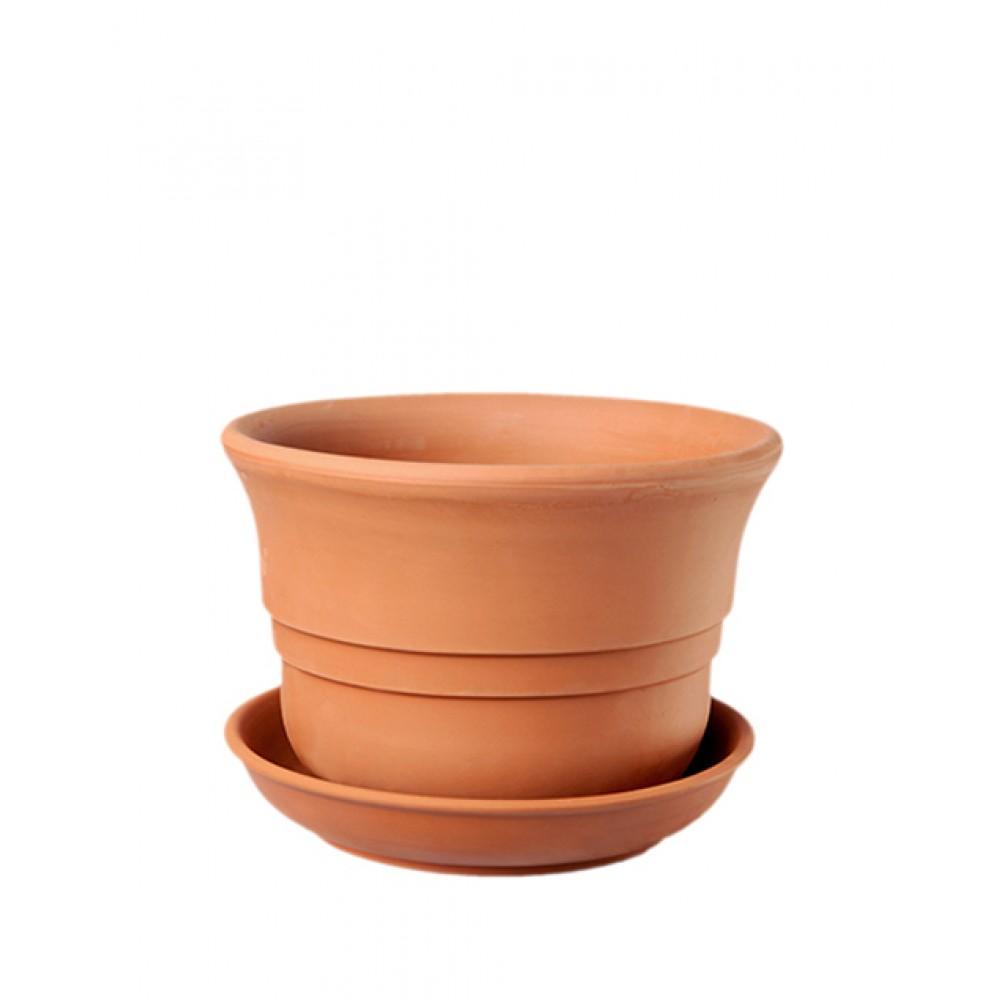 Горшок керамический Азалия Терра 3л