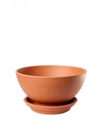 Bowl ceramic smooth Terra 0,4l