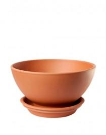 Bowl ceramic smooth Terra 1l