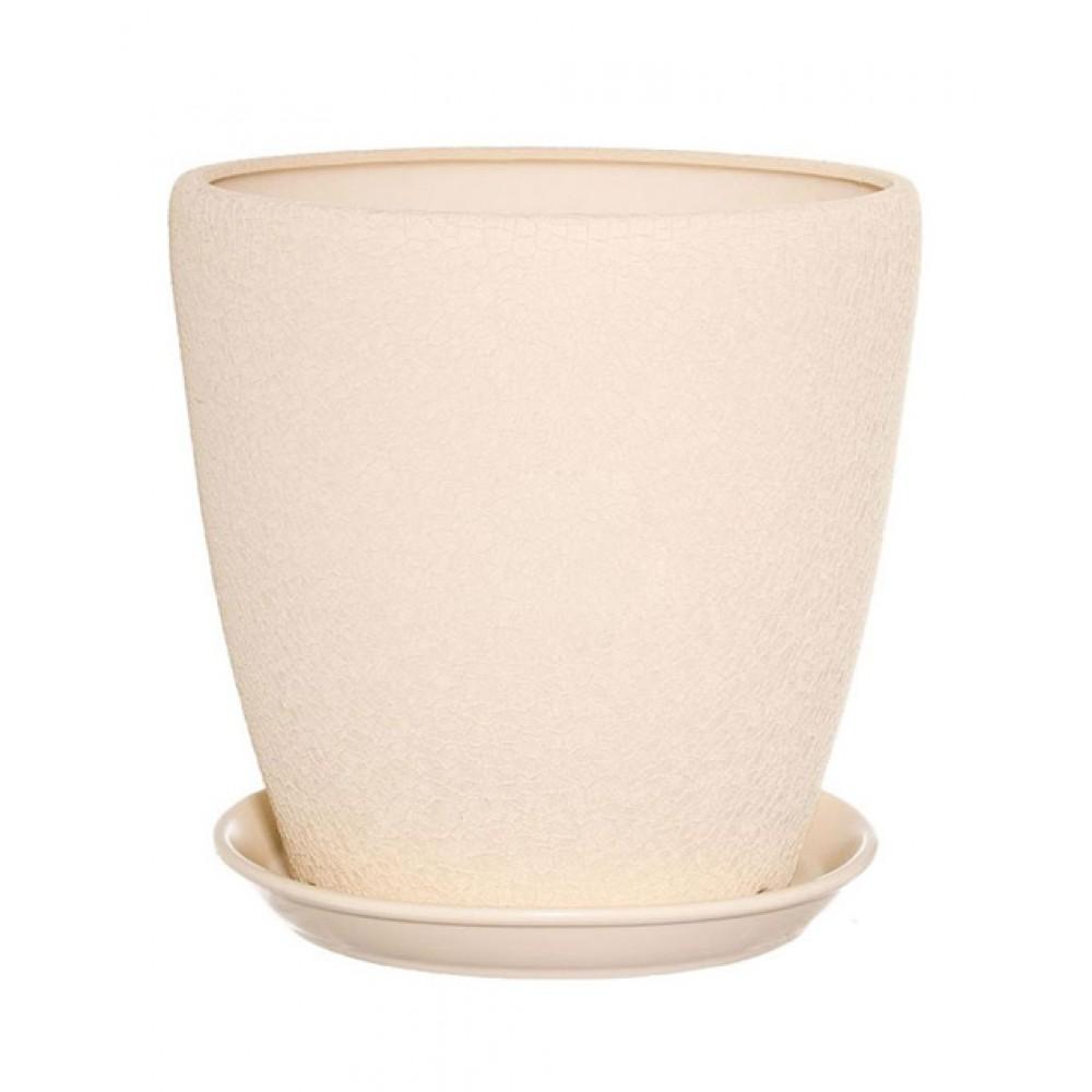 Flowerpot Grace silk (mix) No. 0, 30l, d40