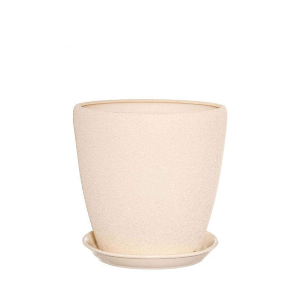 Flowerpot Grace silk (mix) No. 2, 4,5l, d19