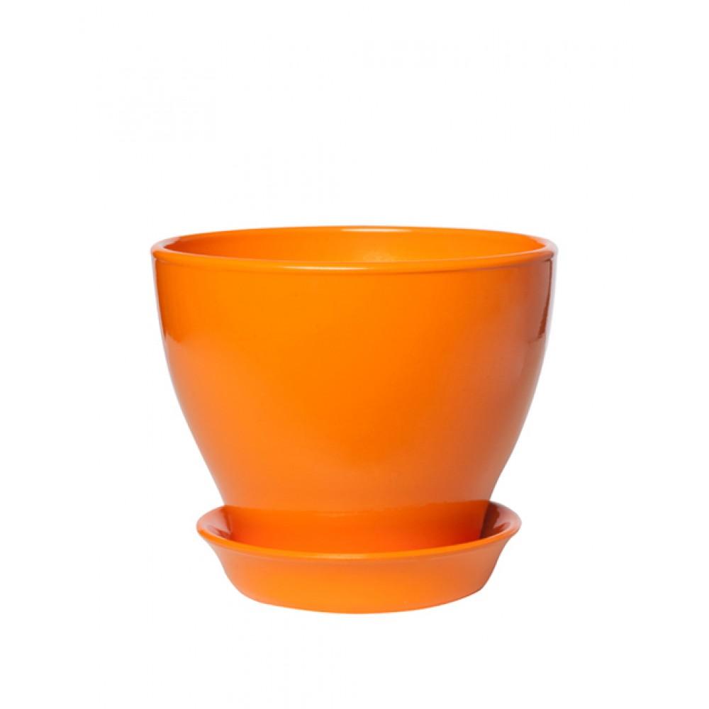 Flowerpot Ksenia gloss (mix) 3l