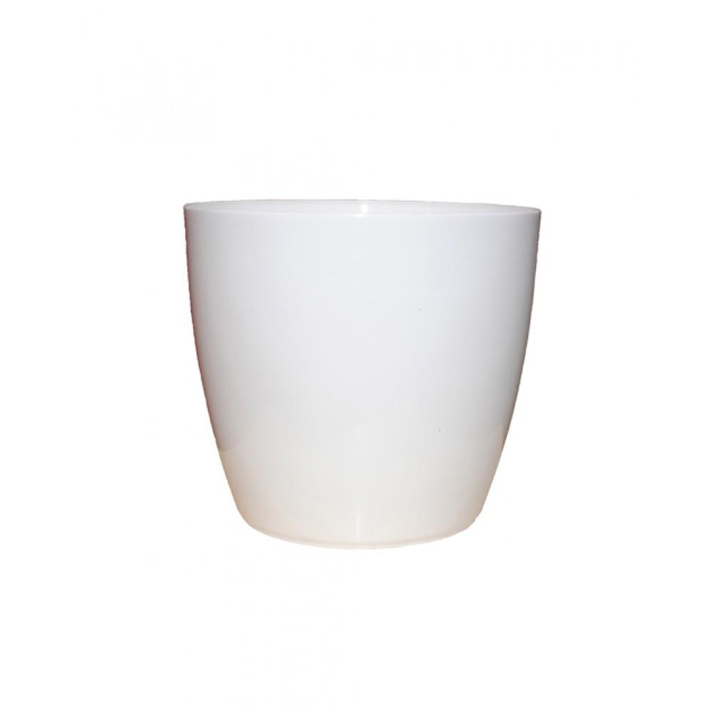 Plastic flowerpot AGA, 14cm - 20cm