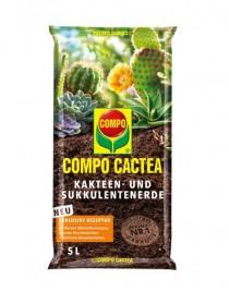 Торфосмесь для кактусов Compo Sana, 5л