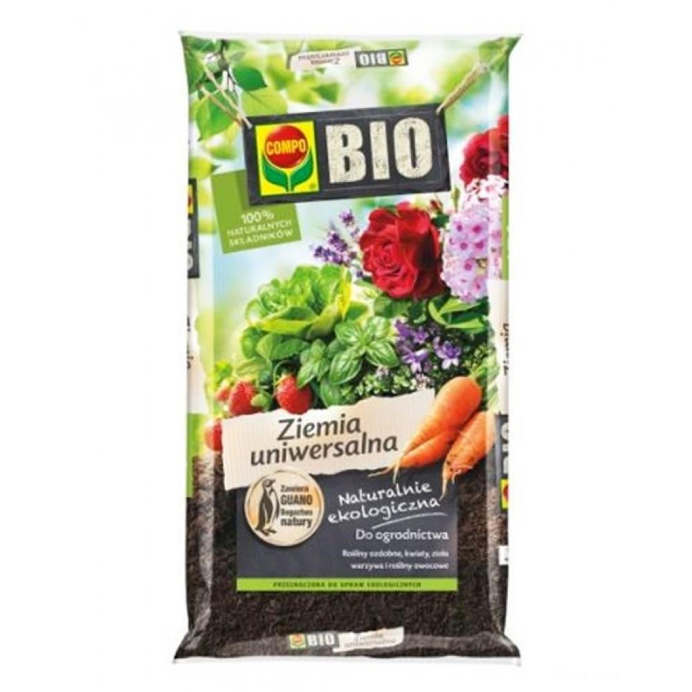 Грунт универсальный органический без торфа Compo Bio, 7 л