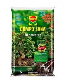 Торфосмесь для бонсаев Compo Sana, 5л