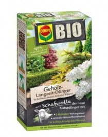 Solid long-acting organic fertilizer for coniferous and spray Compo Bio, 2 kg