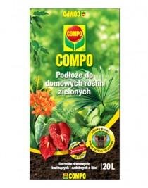 Торфосмесь для зеленых растений и пальм Compo, 20л