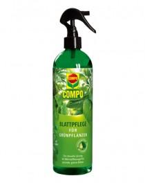 Жидкое удобрение уход за листьями для зеленых растений Compo, 0,5л