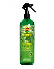 Liquid fertilizer leaf care for green plants Compo, 0.5 l