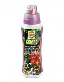 Liquid fertilizer for flowering Compo plants, 0,5l