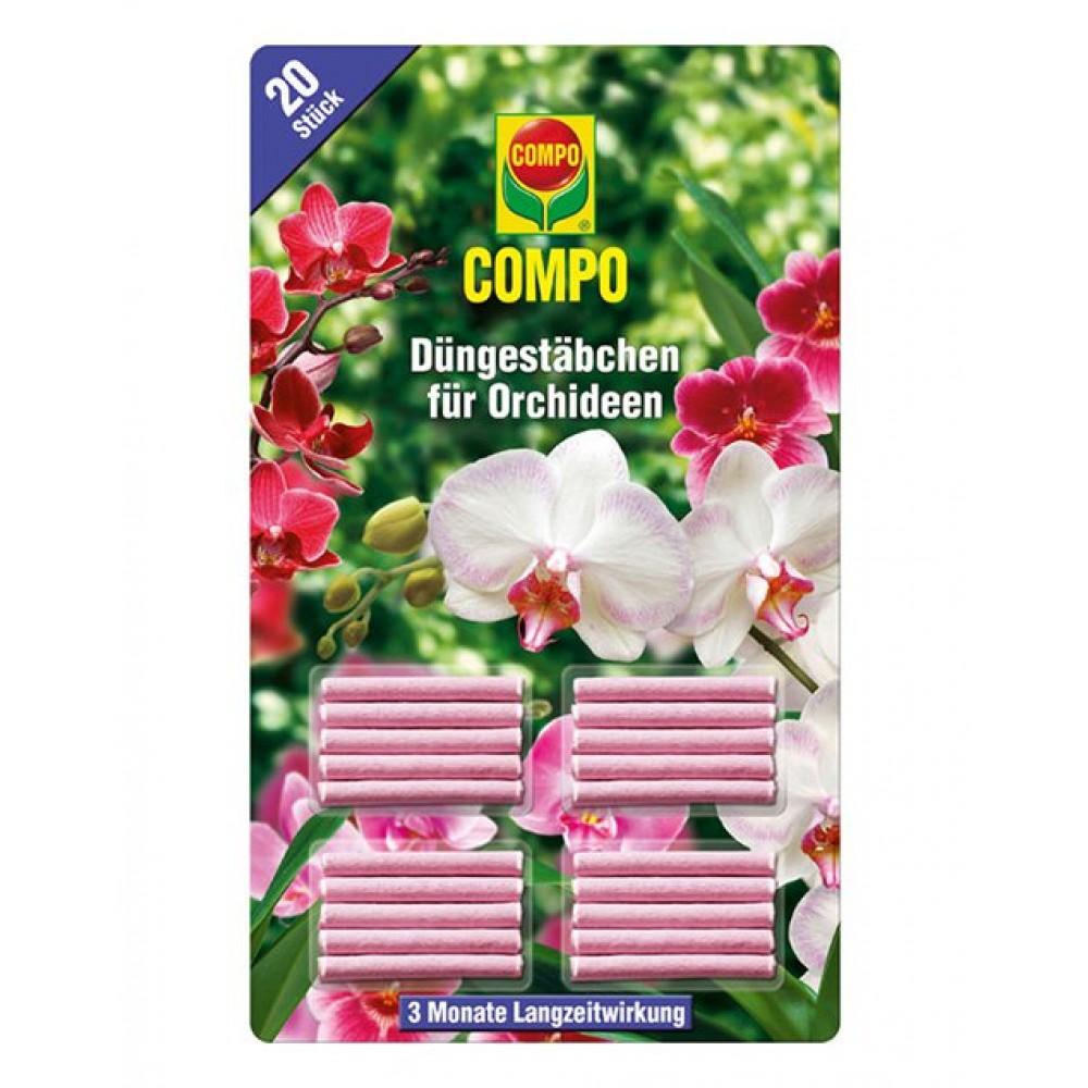 Палочки для орхидей Compo, 20 шт