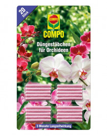 Compo Orchid Sticks, 20 pcs