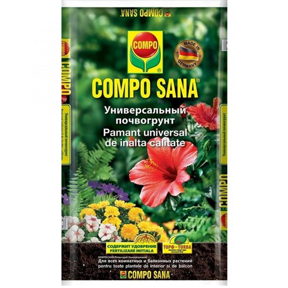Торфосуміш універсальна Compo Sana, 40л