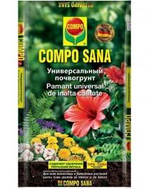 Торфосмесь универсальная Compo Sana, 70л