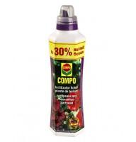 Рідке добриво для балконних рослин Compo, 1,3л