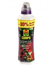 Жидкое удобрение для балконных растений Compo, 1,3л