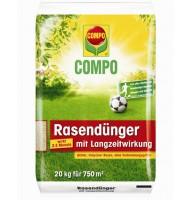 Fertilizer for the lawn Compo, 20kg