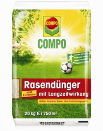 Fertilizer for the lawn Compo, 20kg