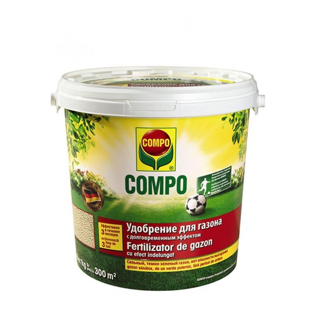 Fertilizer for the lawn Compo, 8kg