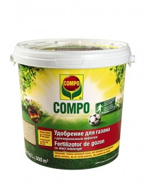 Fertilizer for the lawn Compo, 8kg