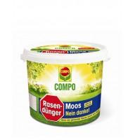 Удобрение для газона против мха Compo, 4,5кг