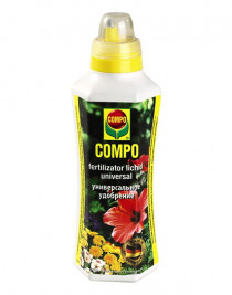 Жидкое универсальное удобрение Compo, 1л