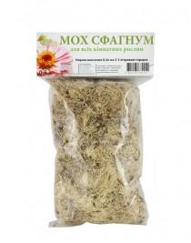 Сфагнум, мох торфяной, 0,5л