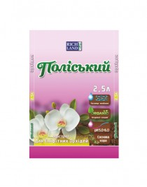 Substrate for orchids and epiphytes Polesskiy, 2.5L