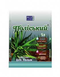 Substrate for palms Polesskiy, 5L